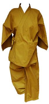 Samue jaune orangé