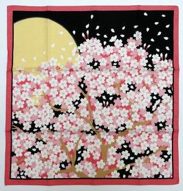 Furoshiki Sakura et Pleine Lune