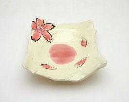 Petite assiette Sakura
