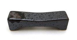 Repose-baguettes céramique gris foncé