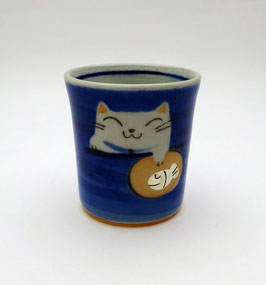 Tasse porcelaine Maneki Neko