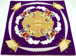 Furoshiki Combat de Sumô