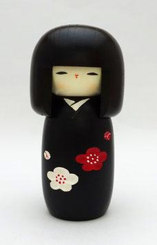 Kokeshi Les Fleurs du Bonheur petit format