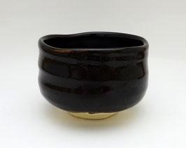 Bol à Matcha Minoyaki (brun noir)