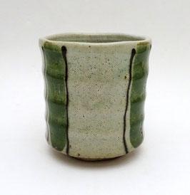 """Tasse motif Tokusa (""""les dix brins d'herbe"""")"""