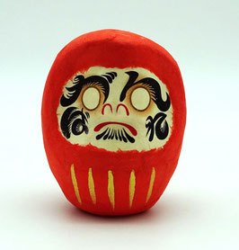 "Daruma Gambare ""Courage !"""