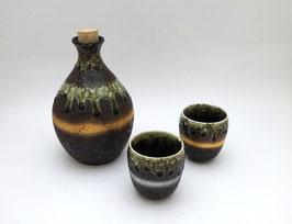Service à saké Arita yaki