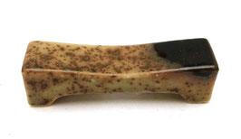 Repose-baguettes céramique tâcheté, coin noir
