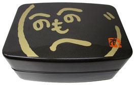 Boîte à bento (visage dessiné)