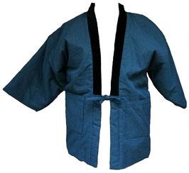 Hanten Tissage traditionnel Sashiko bleu