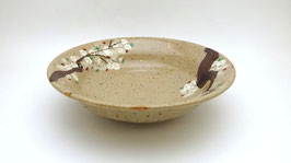 Plat creux motif Sakura