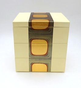 Grande boîte Kodai ivoire