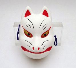 Masque de Nô :  Kitsune (taille intermédiaire)