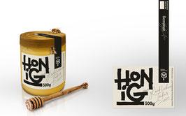 Honig vom glücklichen Imker