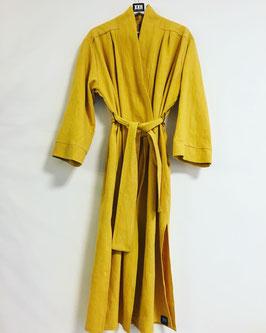 Kimono Dress Leinen