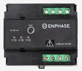 Enphase NA-Schutz 3-Phasig EXTERNES RELAIS FÜR ENPHASE IQ7 UND IQ7+, IQ7X, Q-RELAY-3P-INT
