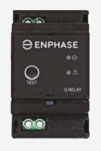 Enphase NA-Schutz 1-Phasig EXTERNES RELAIS FÜR ENPHASE IQ7, IQ7+, IQ7X, Q-RELAY-1P-INT