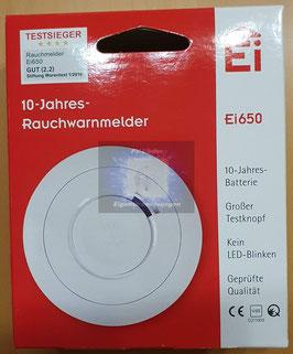 Ei Electronics Ei650 10-Jahres-Rauchwarnmelder