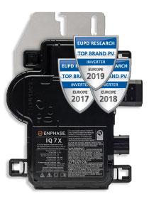 Enphase Micro-Wechselrichter IQ7X