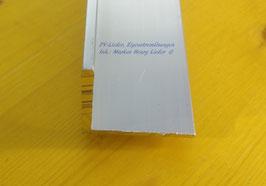 Winkelprofil Alu 40x40x3mm, pro Meter