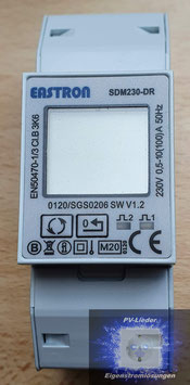 SDM230DR MID - 1P 2TE LCD Wechselstromzähler