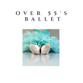 Over 55's Classical Ballet with Miss Kerrie