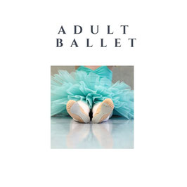 Adult Ballet Class with Miss Grace