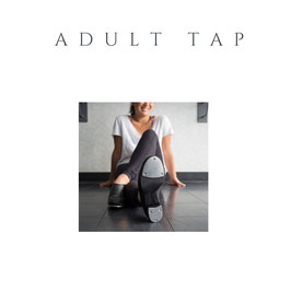 Adult Tap with Miss Briannah