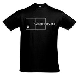 """Herren (Unisex) T-Shirt """"Generation Asche"""""""