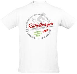 """Herren T-Shirt """"Der Radelberger"""" (RB01)"""
