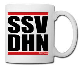 "Kaffeebecher ""SSV DHN"""