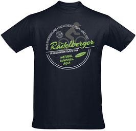 """Herren T-Shirt """"Der Radelberger"""" (RB03)"""