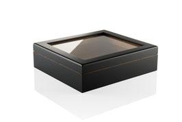 SIGARO Glass Zwart