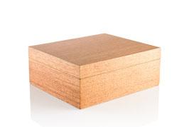 SIGARO humidorset natuurhout