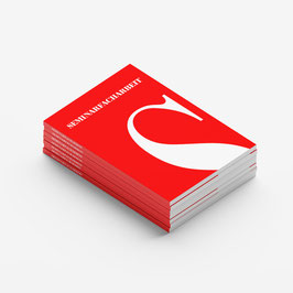 Facharbeit mit Softcover Umschlag