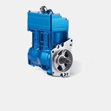Neuer Voith Kompressor LP490 für Daimler Euro 6 A4711304215