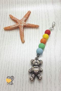 Taschenbaumler Teddybär