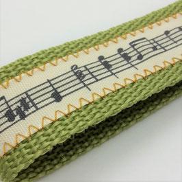 Schlüsselanhänger Musiknoten ♬