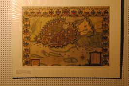 Hamburg Plan - Schultz, 1682