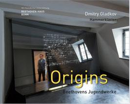 Origins Beethovens Jugendwerke. Bald erhältlich! ERSCHEINT voraussichtlich im  SOMMER 2021!Vorbestellung per E -Mail!