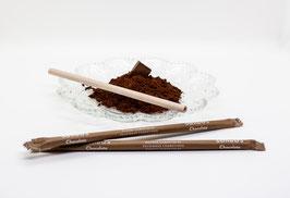 SORBOS essbare Trinkhalme - Schokolade