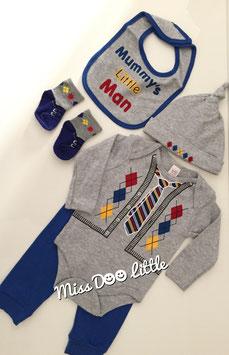 Mummy's Little Man 5 Pièces
