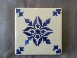 Carreaux Style Ancien Forme Géométrique Faience de Desvres numéro 2