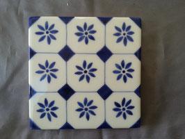 Carreaux Style Ancien Forme Géométrique Faience de Desvres numéro 4