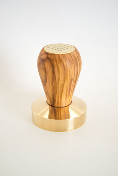 Ballig - Oliv - Brass polished