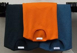 Maglione Gran Sasso Puro Cashmere Arancio