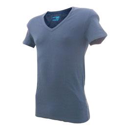 -10% Perofil Lift T-Shirt V Profondo Grigio