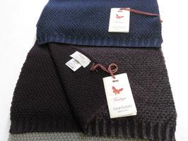 -50% Gran Sasso Vintage Sciarpa Doppia Grana Di Riso