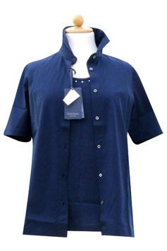 -40% Gran Sasso Donna Twin Set Blu Filo di Scozia