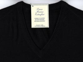 Gran Sasso Pullover Marrone Lana  Merinos